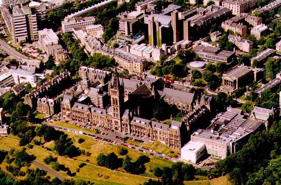 Astronomy glasgoe university
